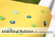 Sewing Tips and Tricks / by Susan V