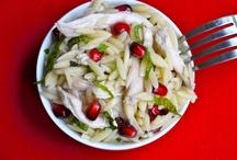 Summer Grain Salads