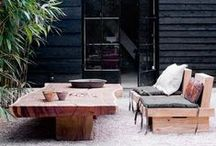 Outdoor Spaces / by Lisa Woods