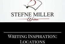 Writing Inspiration: Locations / Need inspiration or a writing prompt for a location or setting? This board might help! #AmWriting #ScriptWriting