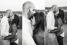 Couple portraits / Authentic, creative and natural photographs of couples in love.
