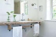 interior - bathroom / by Rinat Gilad