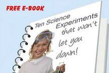 Homeschool Science / I like ideas for making home school science fun with simple kids science experiments and exciting activities.
