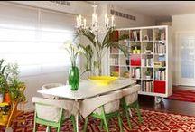 interior - dining room / by Rinat Gilad