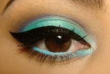 make-up 101.