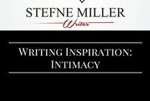 Writing Inspiration: Intimacy / Writing inspiration for intimate scenes. Kissing. Writing Prompts. Kissing scenes.