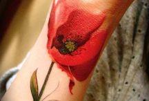 tat tat tatted up / by Leila Farris
