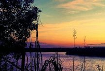 ♥☼♥ Sun Rises and Sun Sets ♥☼♥ / by Anne