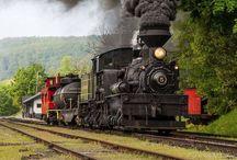 ~ •►I Hear The Train A Comin'◄• ~ / by Anne