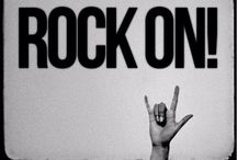 ♫♪ I LoVe RoCk aNd RoLL ♫♪ / by Anne