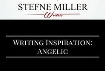 Writing Inspiration: Angelic / Writing a novel or screenplay scene with angelic scenes? This board may inspire you! angels. heaven. writing prompt. writing inspiration.