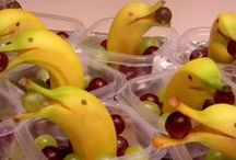 Healthy Snacks / To this board I regularly pin awesome healthy recipes that you can make for your children :)