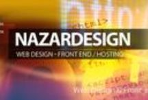 Web Design / by NazarDesign