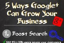Google + / Helpful Tips to Use Google + for Your Business