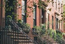 ...especially the Brownstone / by Judy Husband