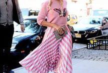 Shop the Look / Get the look von ... Ultracoole Star-Styles zum Nachshoppen!