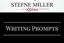 Writing Prompts / Writing prompts. Writing inspiration. #AmWriting #ScriptWriting