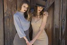 AGAIN Fall 2015 / Photographer: Magdalena Wosinska (@themagdalenaexperience) Models: Barbara Cavazotti (@barbaracavazotti) NEXT Models Erika Labanauskaite (laba_erika) NEXT Models Makeup: Stacey Tan (@staceytan_mua) Hair: Stefani Padilla (@latierrasagradahair) Styling: Amber Kekich (@amberkekich) and Eleanor Buckle (@elle_Buckle)