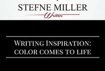 Writing Inspiration: Color Comes to Life / Writing inspiration. Make your stories come to life! Be inspired by color found around the world.