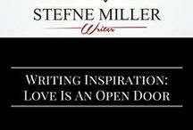 """Writing Inspiration: Doors / They say """"Love is an open door"""" so here are some photos that might inspire both love and exterior settings for your current work in progress."""