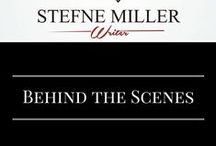 Behind the Scenes / Behind the scenes of my films and other projects. Movie Making. #AmWriting #ScriptWriting