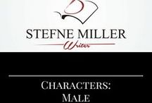 Writing Characters: Male / Need inspiration for a male character? This board may help. Writing prompt. Writing inspiration.
