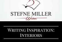 Writing Inspiration: Interiors / Need inspiration for interiors for your story? This board might help! #AmWriting #ScriptWriting