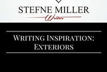 Exteriors / Looking for inspiration for an exterior location for your novel or screenplay? This board may give you an inspiration boost.