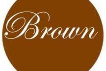 Colour: Brown
