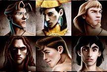 All the Disney Boys