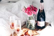 Forever Champagne // Living Life Beautifully / * small pleasures, grand celebrations and everyday beauty