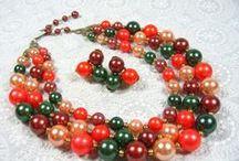 Colorful Vintage Jewels!