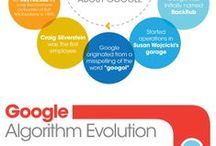 SEO Infographics / A collection of helpful infographics on Search Engine Optimization [SEO]