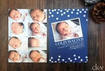 CKV Baby / Birth Announcements and Shower Invitations!