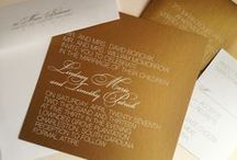 CKV Weddings / Wedding Invitation Suites and more!
