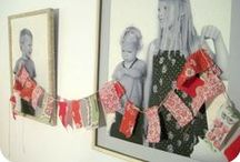 Bunting { Home & Holidays } / Bunting doesn't have to be only for parties, special occasions or events. Bunting is great for your home, garden and holidays.  We say.....'bring out the bunting' and always have a smile on your face :-)  / by Tickety Boo Bunting