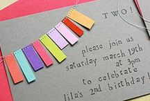 Bunting { Stationery } / by Tickety Boo Bunting