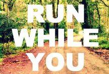 Just run / by Lupita Morales