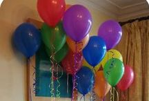 Party ideas  / by Marcia C.