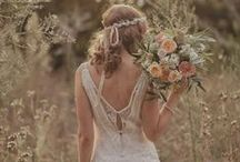 Boho Wedding / Nature is such an inspiration for Boho wedding.  / by Tickety Boo Bunting