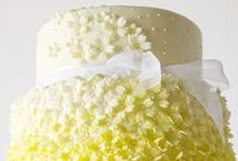 Lemon Wedding / Lovely shades of yellow, so fresh and perfect for Spring  & Summer / by Tickety Boo Bunting