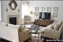 Living Room / by JoAnn Lucero
