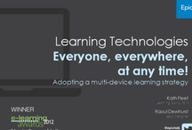 Learning Technologies/ Learning and Skills 2013 Free Seminars / These free to attend seminars took place at Learning Technologies and Learning and Skills 2013