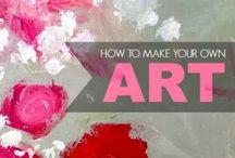 Art & Paint / by Mariale Fernandez Badilla