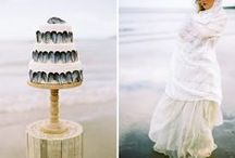 Beach Wedding / I love anything to do with the coast, so love the concept of a beach themed wedding.  There are oodles of variations for this theme, but I like the idea of it being simple and elegant!  You can gain loads of inspiration from the beach, sea or ocean...or take a look at some of these pins for some ideas... / by Tickety Boo Bunting