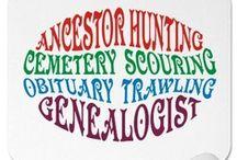 Genealogy / by Marcia C.
