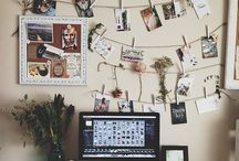 home office / by April Peet