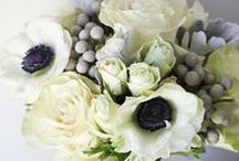 Black and White Wedding Inspiration / Gorgeous and modern inspiration for your sophisticated black and white wedding color scheme. Our pins feature centerpieces, cake designs, wedding decor, wedding and bridesmaid's dresses and more!