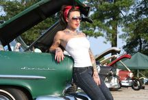 Pin up style / by Heather Hatch