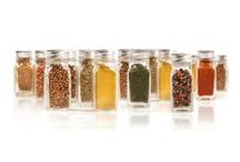 Recipes - Spice Rack  / All about spices / by Marcia C.